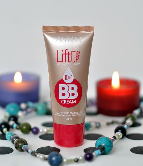 Uroda 40 plus - Astor - Lift Me Up 10 in 1 Anti Aging BB Cream