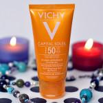 Uroda 40 plus - Vichy Capital Soleil Matująca emulsja do twarzy SPF 50