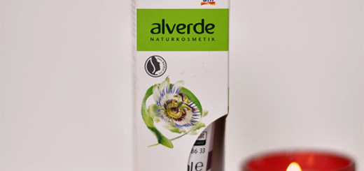 Uroda 40 plus - Alverde - Hydrogel Serum z passiflorą