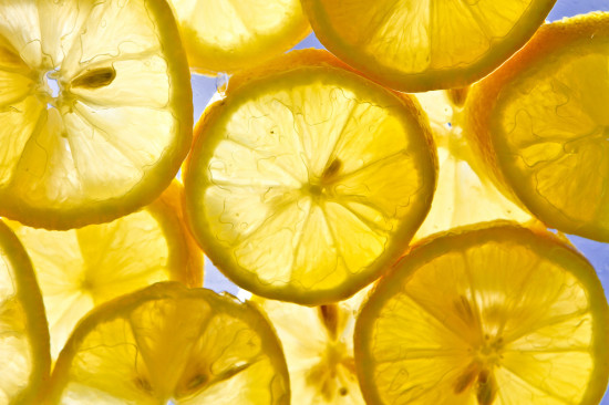 Uroda 40 plus - Przebarwienia - tonik z cytryny