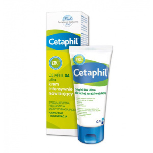 Uroda 40 plus – Cetaphil DA Ultra – ok. 30 zł / 85 g