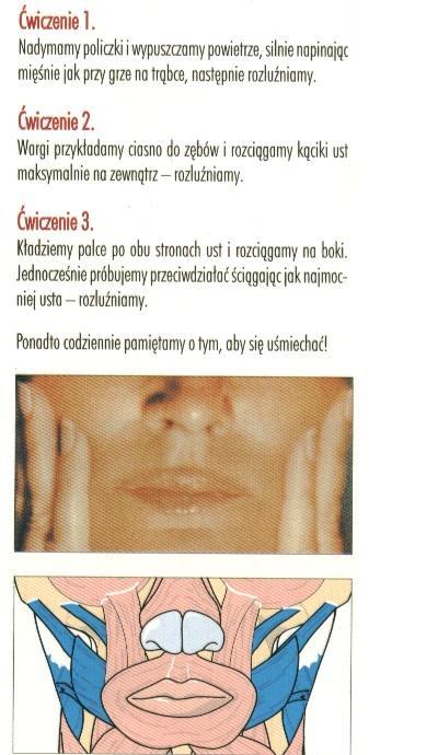 Uroda 40 plus - Jak ujędrnić skórę twarzy - gimnastyka mięśni twarzy