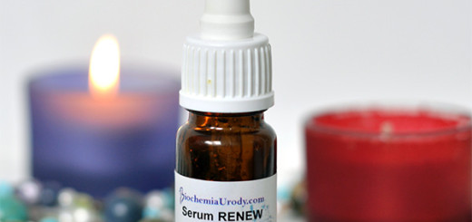Uroda 40 plus - Biochemia Urody - serum RENEW z retinolem