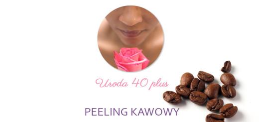 Uroda 40 plus - peeling kawowy