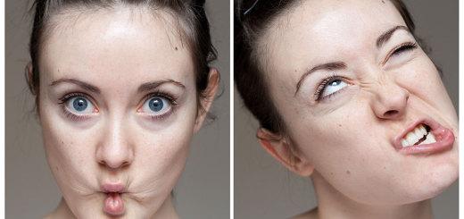 Uroda 40 plus - Ujędrnianie twarzy - gimnastyka i masaż